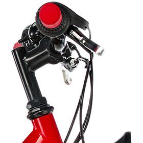 s'cool chiX 24 21-S Steel Børn, red